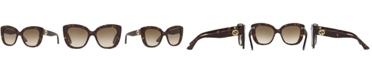 Gucci Sunglasses, GG0327S 52