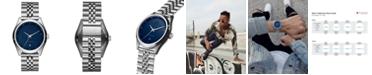 MVMT Men's Rise Bristol Stainless Steel Bracelet Watch 39mm
