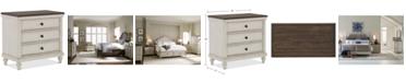 Furniture Barclay USB Nightstand