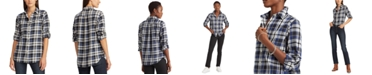 Lauren Ralph Lauren Straight Fit Cotton Twill Shirt, Regular & Petite Sizes