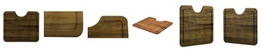 ALFI brand Wood Cutting Board for Granite Sinks