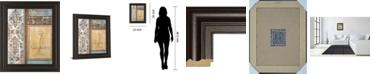"""Classy Art Classy Art by Hamkimipour-Ritter Framed Print Wall Art, 22"""" x 26"""""""