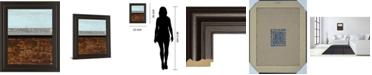 "Classy Art Textured Light II by Natalie Avondet Framed Print Wall Art, 22"" x 26"""