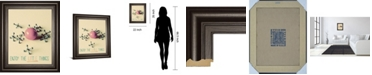 "Classy Art Enjoy The Little Things by Gail Peck Framed Print Wall Art, 22"" x 26"""