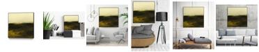 """Giant Art 30"""" x 30"""" Light on the Horizon II Art Block Framed Canvas"""