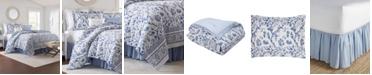 Laura Ashley Veronique Queen Comforter Set