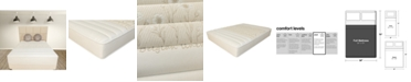 """Paramount Nature's Spa by Eden 12"""" Cushion Firm Mattress- Full"""