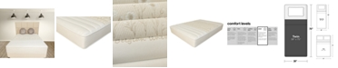 """Paramount Nature's Spa by Eden 12"""" Cushion Firm Mattress- Twin"""