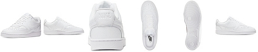 Nike Women's NikeCourt Vision Low Casual Sneakers from Finish Line