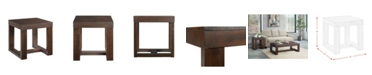 Picket House Furnishings Drew Square End Table