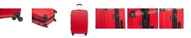 CHAMPS Global 3-Pc. Hardside Luggage Set