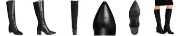 Alfani Women's Step N Flex Manila Pointed-Toe Boots, Created for Macy's