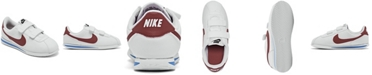 Nike Little Kids Cortez Basic SL Casual Sneakers from Finish Line