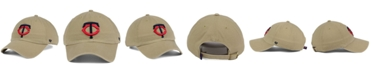 '47 Brand Minnesota Twins Khaki CLEAN UP Cap