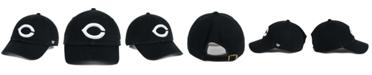 '47 Brand Cincinnati Reds Black White Clean Up Cap