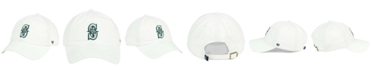 '47 Brand Seattle Mariners White Clean Up Cap