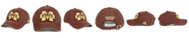 adidas Mississippi State Bulldogs Over Dye Slouch Cap