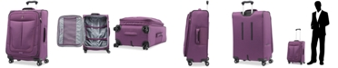 """Travelpro CLOSEOUT! Walkabout 4 25"""" Softside Check-In Spinner, Created for Macy's"""