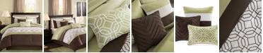 Madison Park Briggs 7-Pc. California King Comforter Set