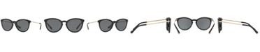 Michael Kors Polarized Sunglasses, MK2080U 56 CHAMONIX