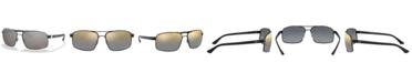 Ray-Ban Polarized Sunglasses, RB3604 CHROMANCE