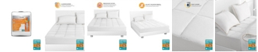 Great Sleep Breathewell Certified Asthma & Allergy Friendly Twin Mattress Pad