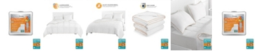 Great Sleep Breathewell Certified Asthma & Allergy Friendly Twin Comforter