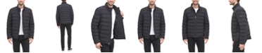 DKNY Men's Quilted Puffer Jacket