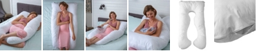 AllerEase U-Shaped Pregnancy Pillow