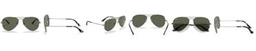 Ray-Ban AVIATOR LARGE METAL Sunglasses, RB3025 62
