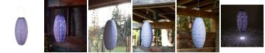 Allsop Home & Garden Soji Stella Pod - Flora Solar Lantern
