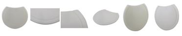 ALFI brand Round Polyethylene Cutting Board