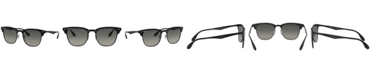 Ray-Ban Sunglasses, RB3576N 47 BLAZE CLUBMASTER