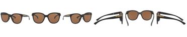 Oakley NFL Collection Sunglasses, Pittsburgh Steelers Low Key OO9433 OO9433 54 LOW KEY