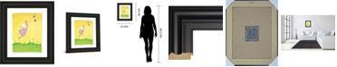 "Classy Art Felicity Wishes II by Emma Thomson Framed Print Wall Art, 22"" x 26"""