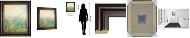 "Classy Art Jardin Vert by Pasion Framed Print Wall Art, 22"" x 26"""