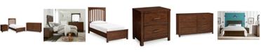 Furniture Ashford Bedroom Furniture, 3-Pc. Set (Twin Bed, Nightstand & Dresser)