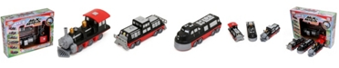 All Things Equal Popular Playthings Magnetic Mix or Match Vehicles - Train Set