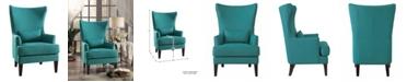 Homelegance Ceylon Accent Wingback Chair