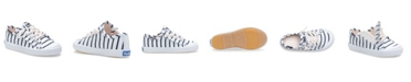 Keds Kids Infant, Toddler and Little Girl Kickstart Seasonal Junior Sneaker