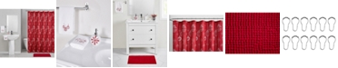 VCNY Home CLOSEOUT! Ornament Lines 17-Pc. Holiday Bath Set