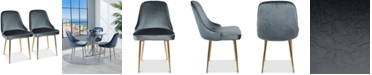 Lumisource Marcel Dining Chair (Set of 2)