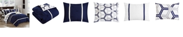 Chic Home Marcia 3-Pc Twin Comforter Set