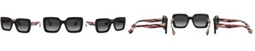 Burberry Polarized Sunglasses, BE4284 52