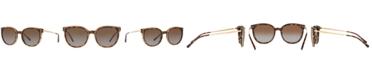 Michael Kors Polarized Sunglasses, MK2089U 55 BAL HARBOUR