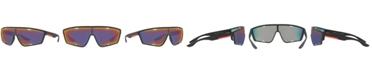 Prada Linea Rossa Sunglasses, PS 09US 40