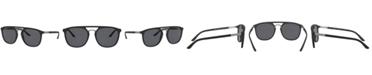 Giorgio Armani Polarized Sunglasses, AR8118 53