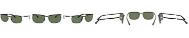 Persol Polarized Sunglasses, PO2458S 62