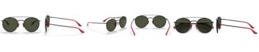 Ray-Ban Sunglasses, RB3647M 51