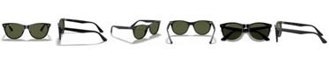 Ray-Ban Polarized Sunglasses, RB2185 52